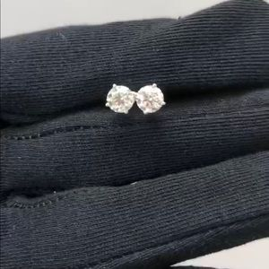 1.75Ct Natural Diamond Earrings